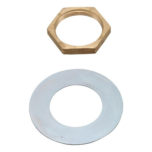 1.8 Nut and Washer by Delta