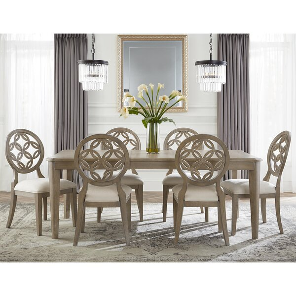 Mount 7 Piece Dining Set by House of Hampton