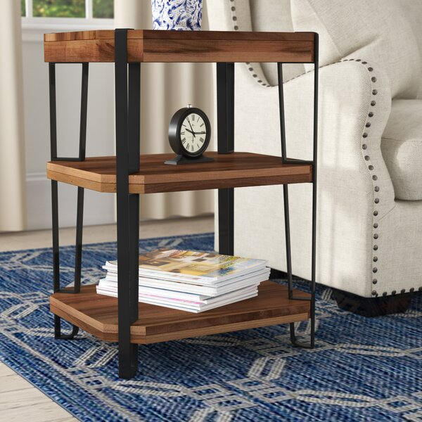 Tindal End Table By Union Rustic