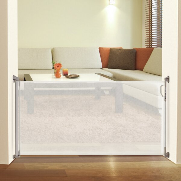 Indoor/Outdoor Retractable Gate by Dreambaby