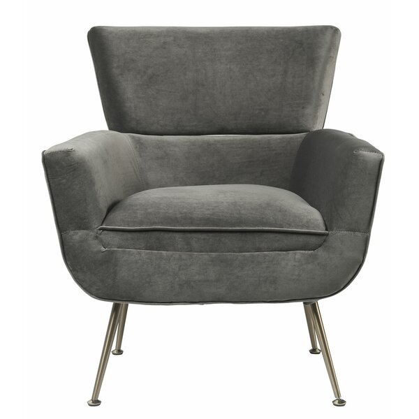 Dones Wingback Chair by Mercer41