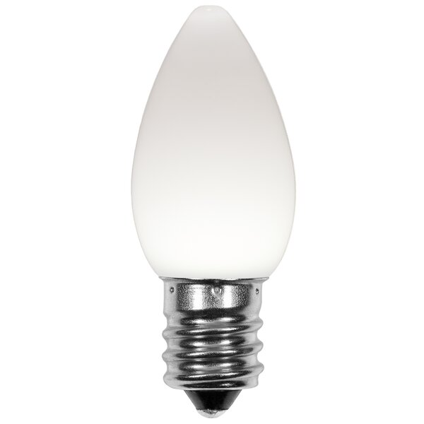 120W E12/Candelabra LED Light Bulb (Set of 25) by Wintergreen Lighting