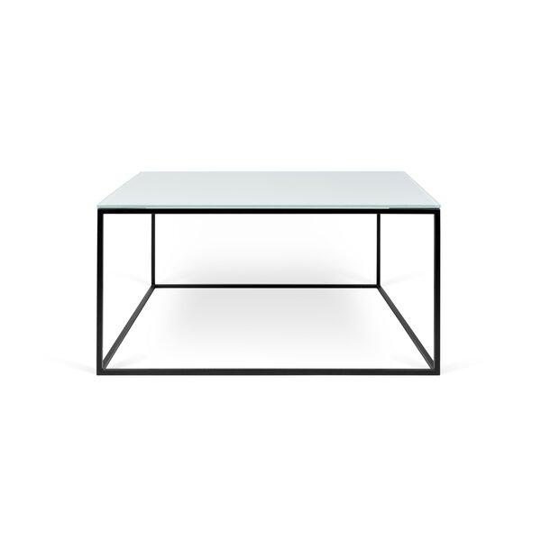 Soltane Glass Coffee Table by Brayden Studio