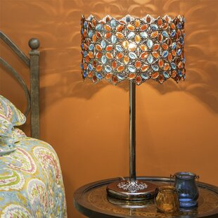 Best Reviews Poetic Wanderlust Mattei 23 Table Lamp By Tracy Porter