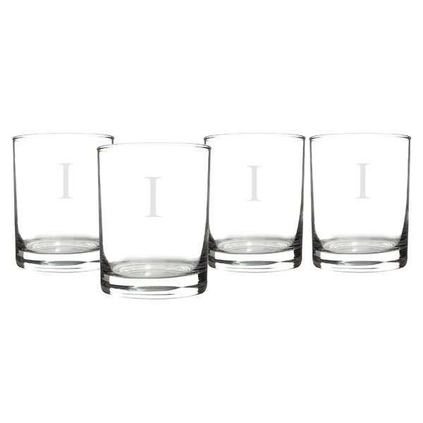 Gifts Etched Drinking Glass (Set of 4) by Cathys Concepts