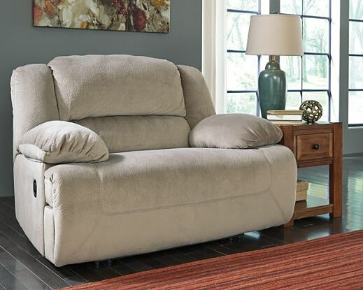 Tolette Wide Seat Recliner by Signature Design by Ashley