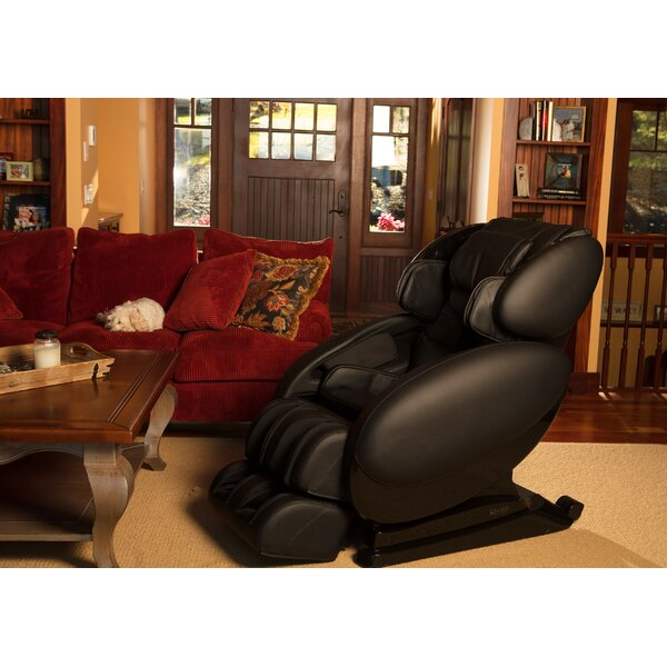 Infinity Leather Reclining Massage Chair by Infinity