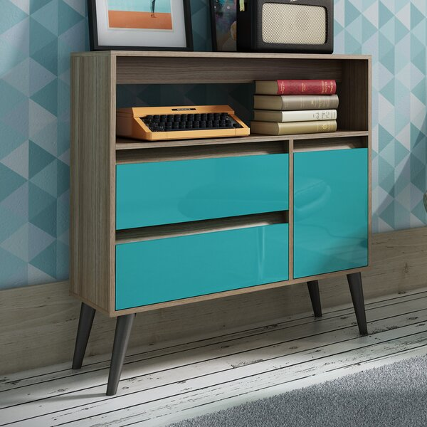 Carneal Console Table by Langley Street