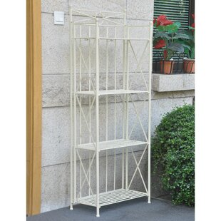 Savings Barrow Iron Baker's Rack Best Price