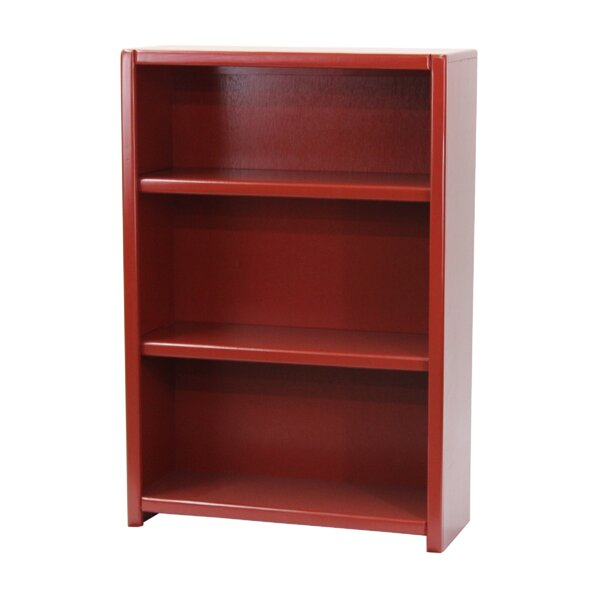 Mckaylah Poplar Standard Bookcase by Red Barrel Studio