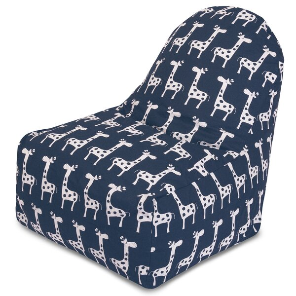 Potts Small Bean Bag Chair & Lounger By Zoomie Kids
