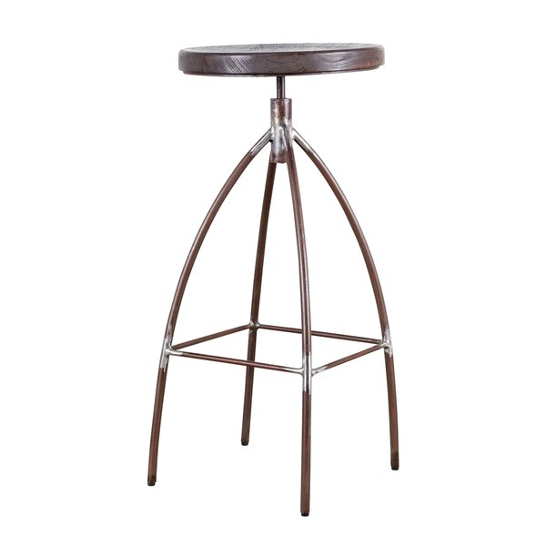 Jennifer 30 Bar Stool by Gracie Oaks