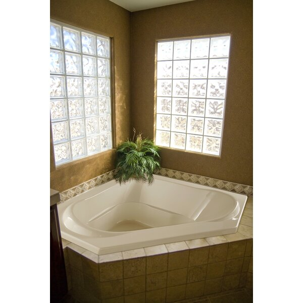 Designer Clarissa 55 x 21 Soaking Bathtub by Hydro Systems