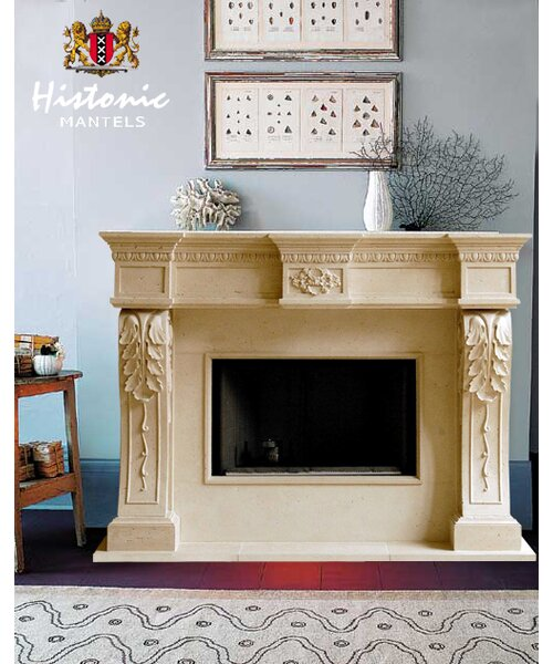President Oxford Fireplace Surround by Historic Mantels Limited