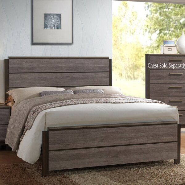 Mandy Standard Bed by Gracie Oaks