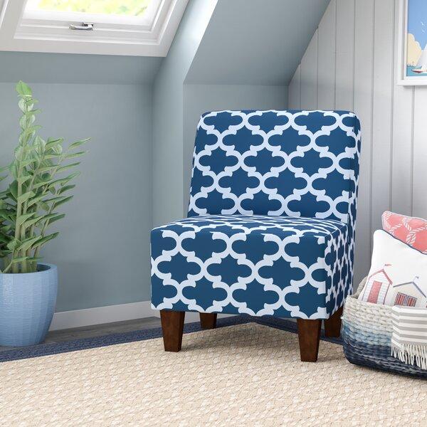 Alvey Slipper Chair by Breakwater Bay Breakwater Bay