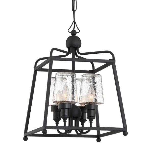 4-Light Outdoor Pendant by Birch Lane™