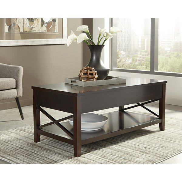 Coffee Table with Lift Top by Scott Living