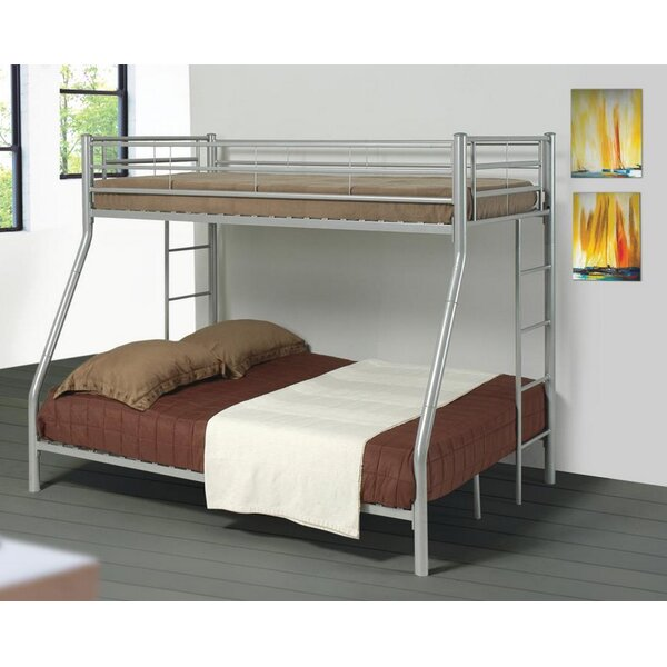 Reagle Twin over Full Bunk Bed by Harriet Bee