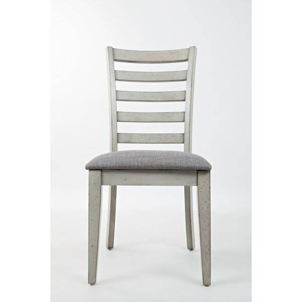 Leigh Upholstered Dining Chair (Set of 2) by Red Barrel Studio