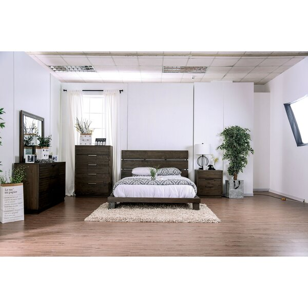 Carsten Platform Configurable Bedroom Set by Millwood Pines