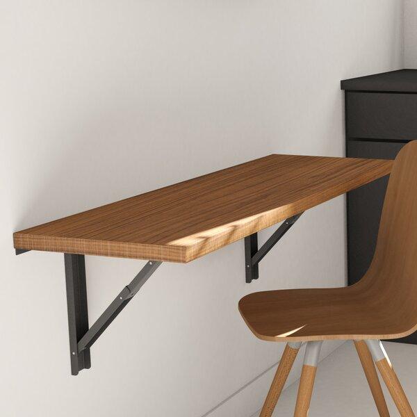 Vulcano Rectangular Floating Desk by Cancio