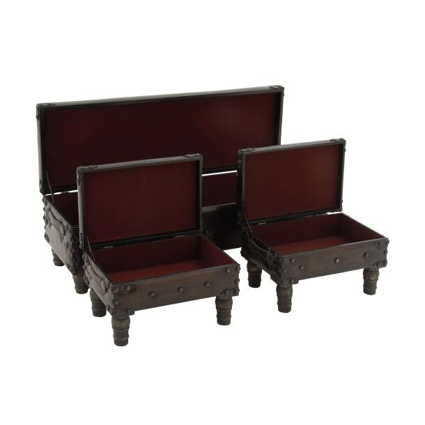 Charmant Kavanagh Tufted Faux Leather Bedroom Bench