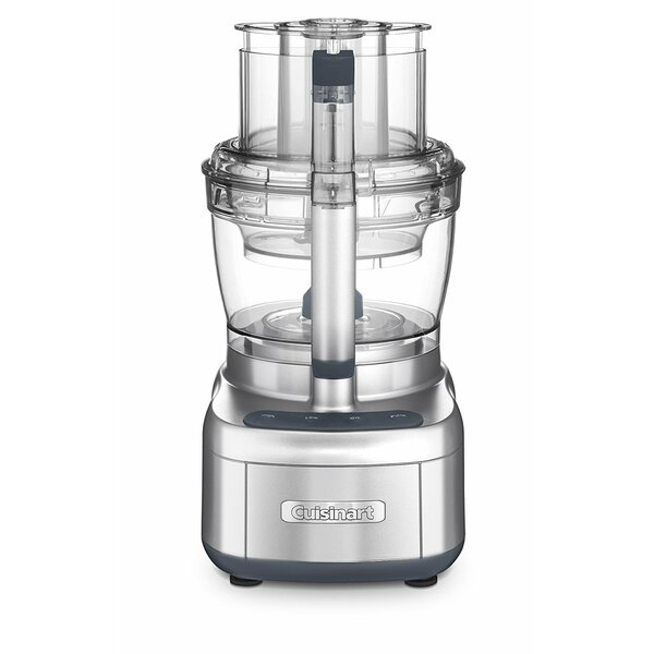 Elemental 13 Cup Food Processor With Dicing By Cuisinart.