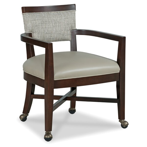 Keller Upholstered Dining Chair by Fairfield Chair