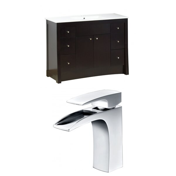 Elite 48 Single Bathroom Vanity Set by American Imaginations