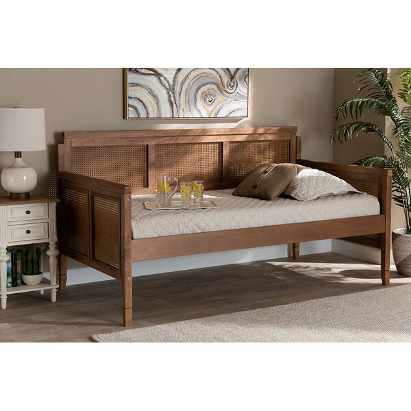Josef Ash Twin Daybed By Bayou Breeze