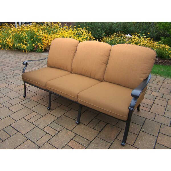 Bosch Deep Seating Sofa with Cushion by Darby Home Co