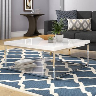 Review Pat Coffee Table by Wade Logan