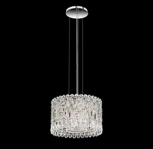 Sarella 8-Light Chandelier by Schonbek
