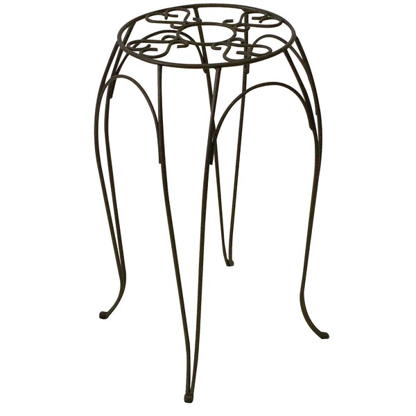 Sherrill Round Plant Stand by Fleur De Lis Living