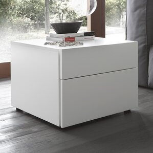 Start 2 Drawer Nightstand by Rossetto USA