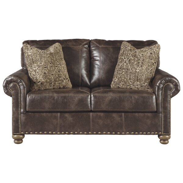 Banuelos Loveseat by Darby Home Co