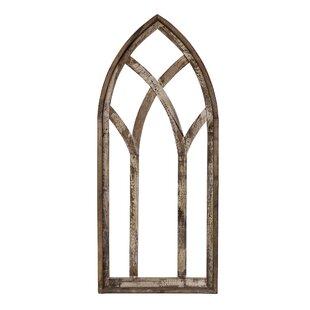 Cathedral Window Wall Wayfair