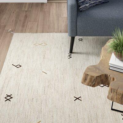 Modern Flat Woven Wool Area Rugs Allmodern