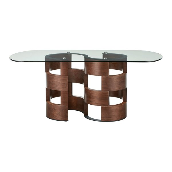 Tamalpais Dining Table by Orren Ellis Orren Ellis