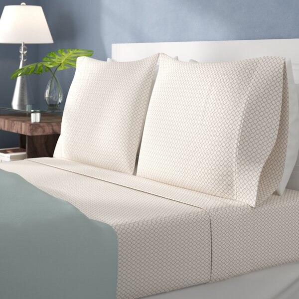 Brayden 300 Thread Count Certified Organic Sheet Set by Eider & Ivory