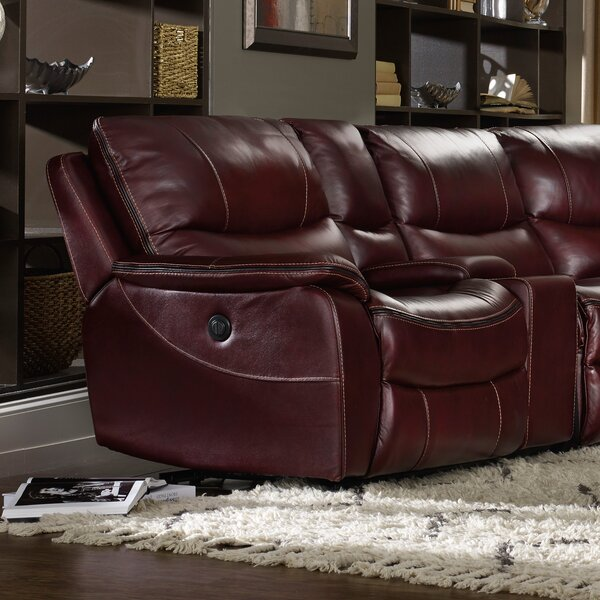 Left Power Recliner by Hooker Furniture