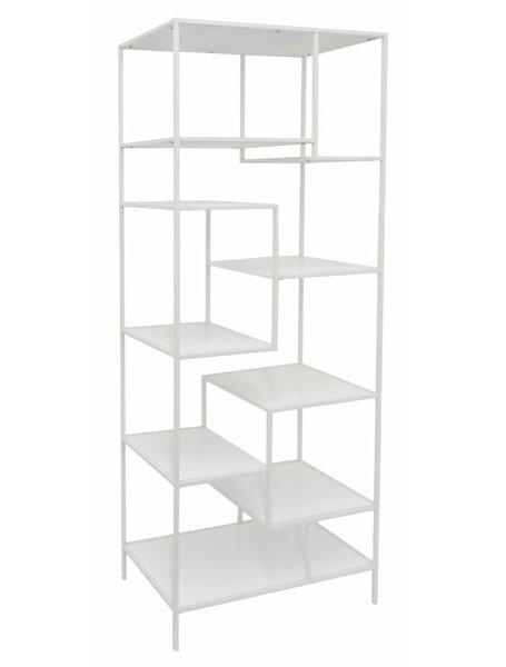 Nine Shelf Etagere Bookcase by Three Hands