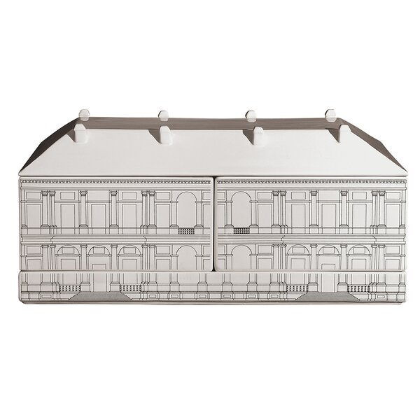 Palace 4 Piece Ducale Serving Tray Set by Seletti