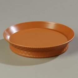 WeaveWear™ Round Platter (Set of 12) by Carlisle Food Service Products