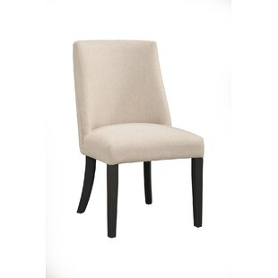 Price Check Winschoten Upholstered Dining Chair (Set of 2) By Mistana