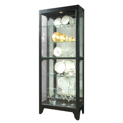 Winters Lighted Curio Cabinet