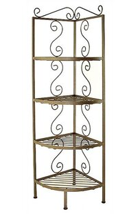 Check Prices Karol Wrought Iron Baker's Rack Best Deals