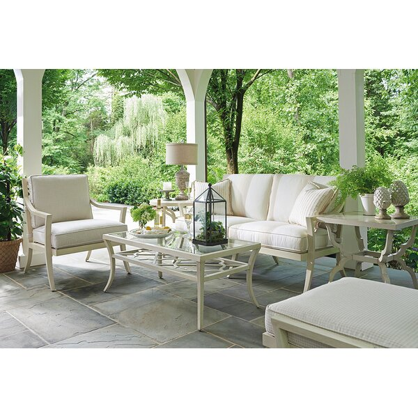 Misty Garden Seating Group with Cushions by Tommy Bahama Outdoor