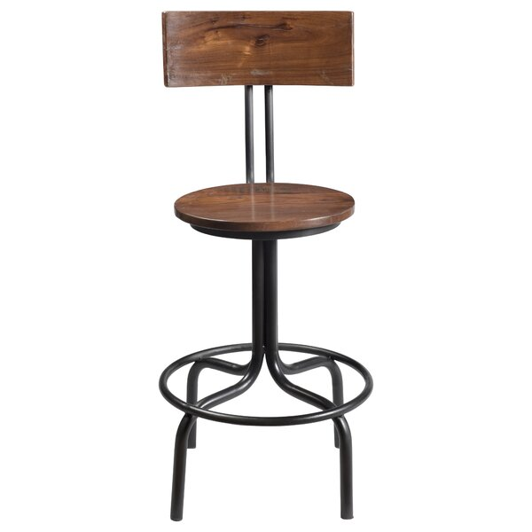 Celie 30 Swivel Bar Stool by 17 Stories